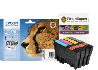 Epson T0715 Ink Cartridges